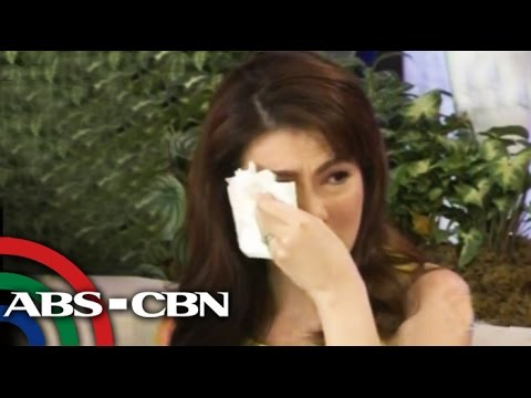 Kris makes Carmina Villaroel cry