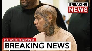 Rapper 6IX9INE FREE From PRISON After SNITCHING On TREYWAY GANG