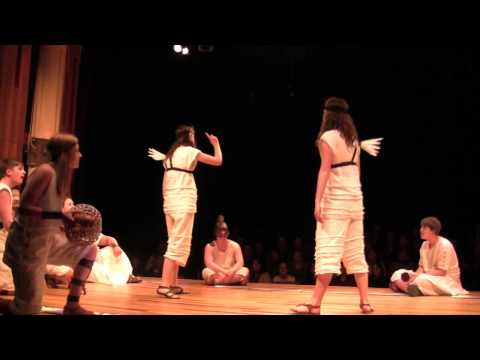 Argonautika Rollcall - Appleton North High School Theatre