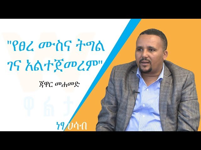 Walta TV - Interview With Jawar Mohammed Part 1