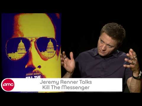 Jeremy Renner Chats KILL THE MESSENGER With AMC