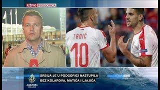 Delić o pobjedi Srbije u Podgorici