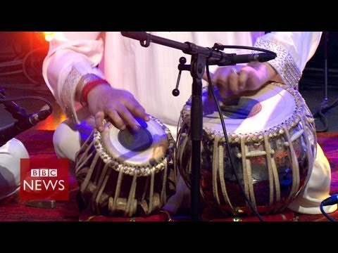 Sachal Jazz Ensemble 'Lahore Jazz' (Live) - BBC News
