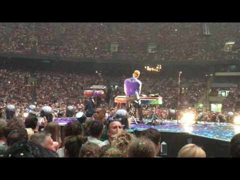 Coldplay - Amsterdam [Live @ Amsterdam ArenA, Amsterdam, 24/06/2016