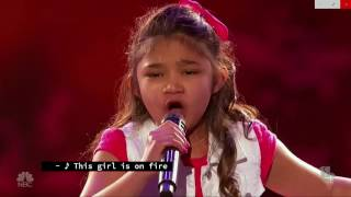 download lagu Angelica Hale . This Girl Is On Fire Agt gratis