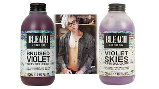 BLEACH London Dyes Review | Shard of Glass