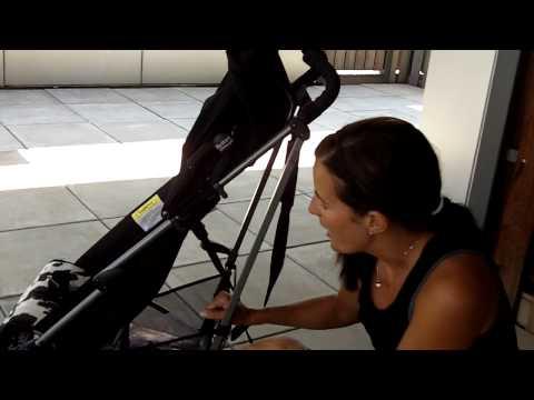 Momtrends Britax Blink stroller review