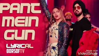 Pant mein Gun ( full audio song) Iifa award 2018 performance | daljit dosanjh