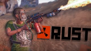 Trapped & Burned! - Rust Trolling!