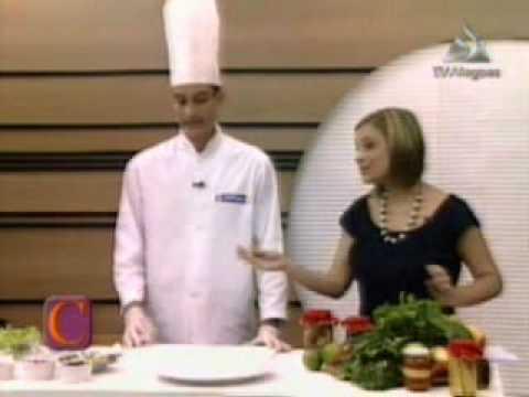 Dicas de culinária: montagem de saladas I