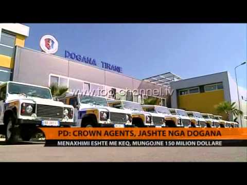Basha: Crown Agents, jashtë nga dogana - Top Channel Albania - News - Lajme