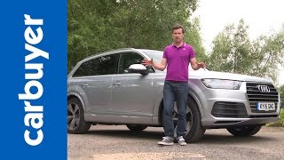Audi Q7 SUV in-depth review - Carbuyer