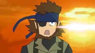 Metal Gear Solid Peace Walker Animation - Trenya