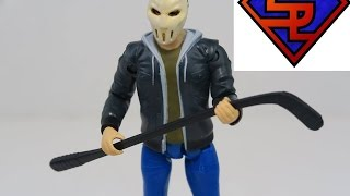 Teenage Mutant Ninja Turtles Out Of The Shadows Casey Jones Playmates Toys Movie Figure Review