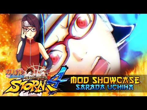 Sarada Uchiha's Sharingan Unbound!!! Naruto Shippuden Ultimate Ninja Storm 4 Mods thumbnail