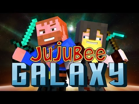JUJUBEE GALAXY [UPDATE] ★ Minecraft Super Project