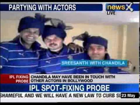 NewsX accesses Chandila's connection with Bollywood