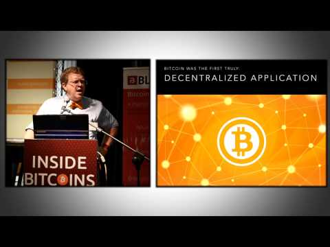 Bitcoin TLV `14, #32 - Paul Snow - The Architecture of a Cryptocurrency Based Project