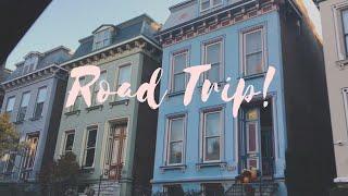 ASMR - Weekend Road Trip Vlog (Voice over, up close whisper)