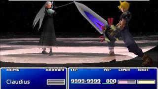 Final Fantasy VII - Hardcore Hack - Final Sephiroth
