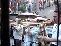 Oscar Hernandez Salsa Concert @ Rockefeller Center 7 27 08