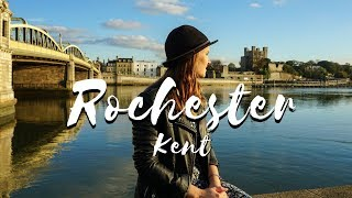 A Day Trip To Rochester, Kent | #ad