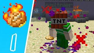 Dansk Minecraft - MIKKEL FANGER EMIL!!