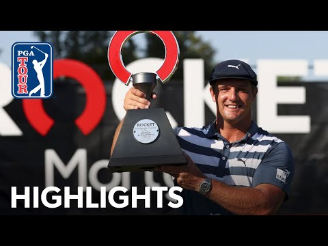All the best shots from the 2020 Rocket Mortgage Classic 2020