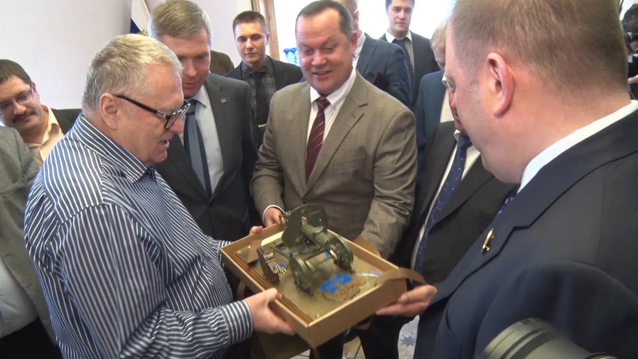 Поздравление Жириновского С ДНЕМ РОЖДЕНИЯ! Doovi 40