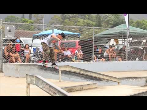 Kaneohe Skater's Cup 2015