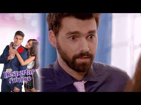 Pablo busca a Tatiana | Despertar contigo - Televisa
