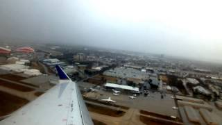 United Airlines San Antonio to Los Angeles [UA 6248]