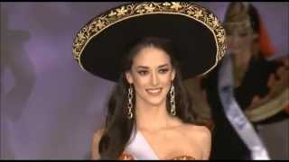 Miss International 2014 - México, Vianey Vázquez [HD]