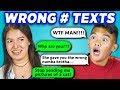 Download Video TEENS READ 10 WRONG NUMBER TEXTS (REACT) MP3 3GP MP4 FLV WEBM MKV Full HD 720p 1080p bluray