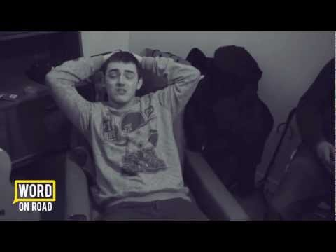 Word On Road TV Dot Rotten x Benny Banks Studio Session [2013]
