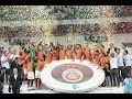 2016 Süper Kupa Şampiyon Galatasaray  Ödül Töreni