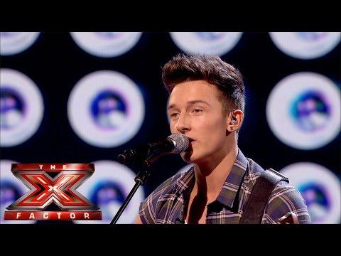 Jack Walton sings Paula Abdul's Straight Up | Live Week 2 | The X Factor UK 2014