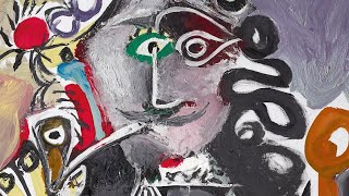 The Last Great Paintings by Pablo Picasso