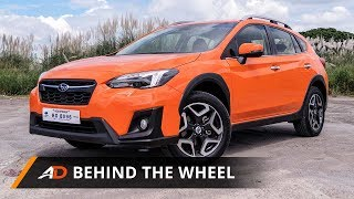 2018 Subaru XV 2.0i-S Review - Behind the Wheel