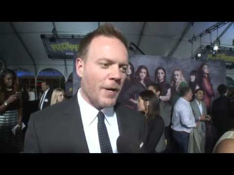 Jason Moore Interview - Pitch Perfect 2 World Premiere