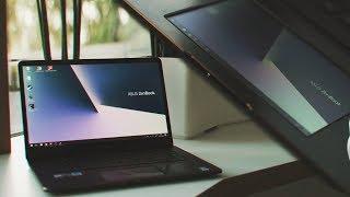 Der Laptop mit zwei Displays: Asus ZenBook Pro 15 im Test   CHIP