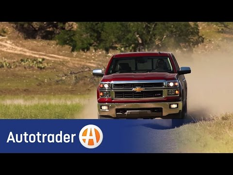2014 Chevrolet Silverado - Truck   First Drive Review    AutoTrader.com
