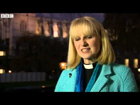 BBC News   Women bishops  Church of England approves plans