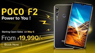 Pocophone F2 - The NEXT POCO F2 !