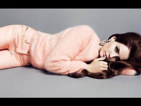 Lana Del Rey - Blue Velvet
