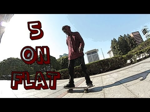 5 On Flat - Nick Jones !!!