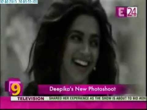 Deepika Padukone Expose Her Asset In Hot Photoshoot video