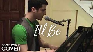 Edwin McCain - I'll Be (Boyce Avenue piano acoustic cover) on iTunes & Spotify