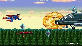 Arcade Longplay [264] Superman