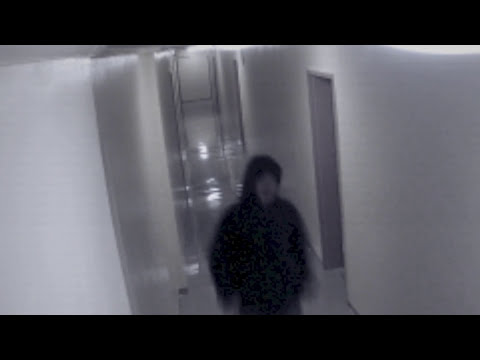 VERY SCARY!!! Ghost Attacks Man Caught On CCTV